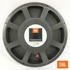 """JBL 2230A LF 15"""" 100W 8-ohm Speaker / Woofer, Reconed w/ 2225 Cone Paper - 10140"""