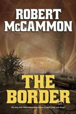 """""""VG-LIKE NEW COND"""" The Border by McCammon (2015) HARDCOVER"""