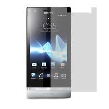Film Protection ecran Ultra Clear telephone Sony Ericsson Xperia P lot de 3 Film