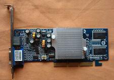 CARTE GRAPHIQUE NVIDIA GEFORCE MX4000 D128M 64 BITS VGA TV DIN OUT