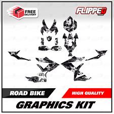 Suzuki GSXR 600 750 2008 2009 2010 Graphics Kit Wrap Race Bike Decals Track Bike