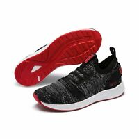 Puma NRGY Neko Engineer Knit Laufschuhe Fitnessschuhe 191097 Herren Black Red