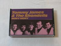 Tommy James & The Shondells Mony Mony Cassette Tape 1984 Roulette Records