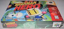 Bomberman Hero (Nintendo 64) ..Brand NEW!!!