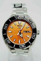 Reloj Seiko - Automatic 24 Jewels orange Tone - new