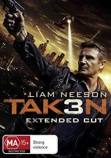Taken 3 * NEW DVD * (Region 4 Australia)