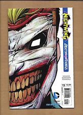 NIGHTWING  #15 JOKER MASK COVER DEATH OF THE FAMILY