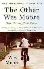 The Other Wes Moore: One Name, Two Fates - Paperback By Moore, Wes - Good