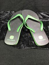 John Deere Flip-Flops, Mens Size 10