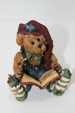 Boyds Bears & Friends - Edmund The Elf.Christmas Carol