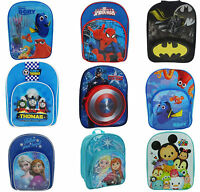 Official Disney & Kids TV Movie Character School Bag Backpack Brand New Gift