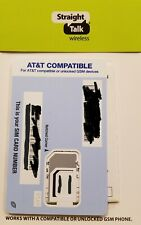 Straight Talk Sim card • At&T Att iPhone 11 iPhone 11 Pro iPhone 11 Pro Max