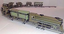 marx army custom train