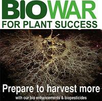 Biowar Nute Pack - Biowar  Root Pack - Biowar Foliar Pack