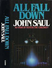 John Saul - All Fall Down - 1st/1st