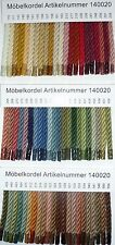Möbelkordel / Applikation/ Gimpe/Fransen  in jeder Farbe - Meterpreis