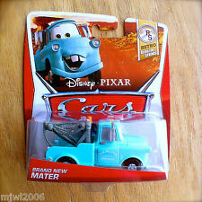 Disney PIXAR Cars BRAND NEW MATER 2013 RETRO RADIATOR SPRINGS CARD diecast 5/8