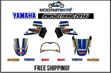 For Yamaha PW50 Decal Kit 1990-2014 PW 50 PEE WEE Vinyl Sticker