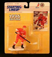 Paul Coffey Detroit Red Wings NHL 1996 Starting Lineup Figure NIB Hockey