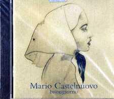 MARIO CASTELNUOVO Buongiorno CD NEW  SEALED