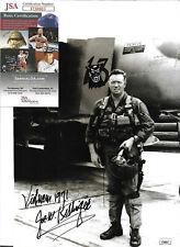Joe Kittinger Authentic Signed 8x10 Photo Autographed, Space, Aviation, Jsa Coa