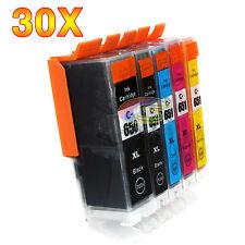 30 Ink Cartridge PGI650 CLI651 for Canon PIXMA IP7260 MG5560 MG6360 MG7260 MX926
