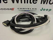 Chrysler Dodge Jeep Ram New O2 Oxygen Sensor Jumper Wiring Mopar Factory Oem
