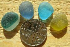 Genuine English Seaham Sea Glass Pieces