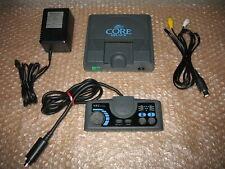 PC ENGINE CORE GRAFX CONSOLE JAP IMPORT!
