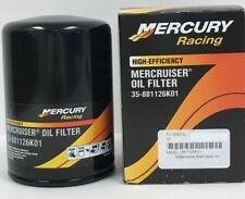 MERCURY/MERCRUISER RACING HIGH EFFICIENCY OIL FILTER 35-881126K01