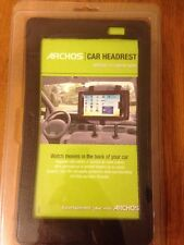 "Archos Car Headrest Mount For 10"" Tablets Brand New In Box."