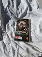 Resistance Retribution Sony PSP PAL