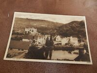 Photochrom postcard - Tintern - Wye Valley- Monmouthshire
