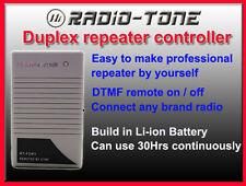 Radio-Tone Duplex repeater controller FD-150 FD-450  GP88S Motorola Handheld