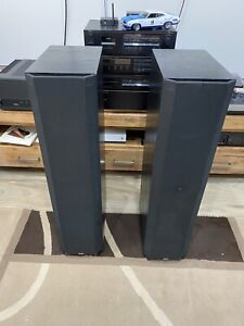 Boston Acoustics Lynnfield VR30 vintage  Hifi stereo speakers