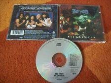 ZED YAGO - PILGRIMAGE original 1989  CD album