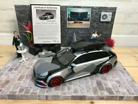 Audi RS6 Avant Performance Camouflage GT Spirit 1:18 in OVP Nr. 291/504 Tuning