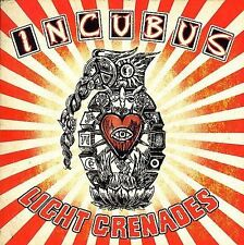 Incubus - Light Grenades  (CD, Nov-2006, Epic)