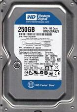Western Digital wd2500aajs-22l7a0 DCM: hgnnht2cg 250GB SATA d7-04