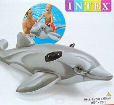 173cm langes Wasser Spielzeug aufblasbares ca Wehncke Reittier Hai