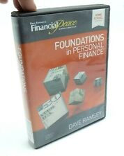 Foundations in Personal Finance Dave Ramsey DVD Set Home School