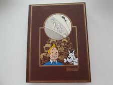 TINTIN VOLUME 12 ROMBALDI EO AOUT MAI 1986 TTBE NOIR SUR BLANC EDITION ORIGINALE