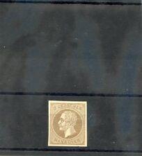 GERMANY, HANOVER Sc 22a(MI 16b)*VF OG OR HR 1859 3GR BLACK YELLOW/ORANGE $300