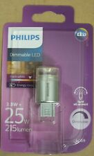 Philips Dimmable LED G9 2.3W=25W 215Lm  215Lm lamp