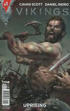 Vikings: Uprising #1A, Near Mint 9.4, 1st Print, 2016, Unlmtd Shipping Same Cost