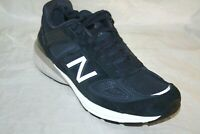 """NEW BALANCE M990NV5 """"MADE IN THE USA"""" NAVY RUNNING SHOE SIZE 9.5D"""