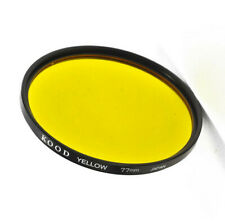 Kood Yellow Multicoated Filter Made in Japan 77mm