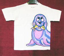T-shirts et hauts blanc 6 ans pour garçon de 2 à 16 ans en 100% coton