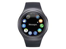 BRAND NEW Samsung Smart watch Samsung Gear S2 Sport SM-R720 - Dark Gray