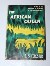 C. S. Forester The African Queen 1940 Modern Library Hb/Dj
